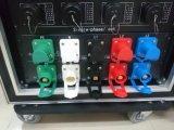 Cadre de pouvoir de Socapex de 19 faisceaux pour des éclairages sonores