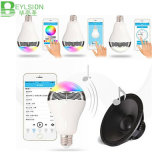 6W RGB LED Bulb Bluetooth Smart Lighting