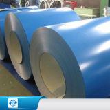 Los materiales modernos de la casa prepintaron el acero Z50/bobinas de acero galvanizadas/PPGI de la capa del cinc