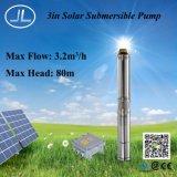 Pompe centrifuge, pompe submersible d'énergie solaire, pompe 750W d'irrigation