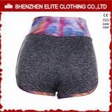 Shorts en mousseline de soie à la mode de haute qualité personnalisés (ELTLI-131)