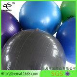 PVCヨガの体操の球の練習の適性の球のFitballのヨガの球