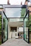 Andozied schwenkendes Aluminiumfenster (BHA-AW18)