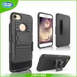 Caja suave del teléfono del silicón 3D del unicornio al por mayor para el iPhone 6 7 más la cubierta del caso para la galaxia S6 S7 Note7 de Samsung
