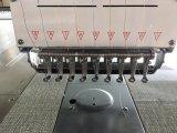 Máquina de bordar plana de 20 cabeças de cabeça 9