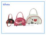 3개 크기 소형 예쁜 소녀 핸드백