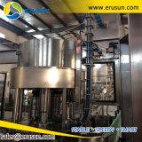 Máquina de enchimento da bebida do suco de fruta com sistema de recicl do CIP