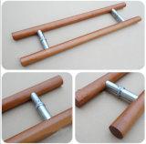 Traitement en bois de traction de la charnière convenable H de porte