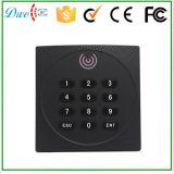 Lecteur de cartes bon marché d'IDENTIFICATION RF du noir 125kHz pour la garantie de Chambre ou le système de contrôle d'accès