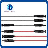 Alleinigerer Verbinder Mc4 des Panel-Extensions-Kabel-5m