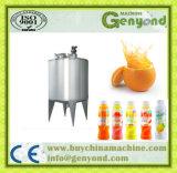 Réservoir de stockage de lait en acier inoxydable de haute qualité