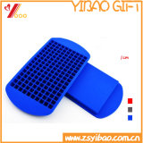 Molde Eco-Friendly do bolo do molde do gelo do silicone da bandeja dos cubos de gelo do Kitchenware do silicone, grade 160 (XY-KW-TY-124)