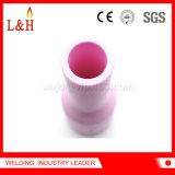 54n15 TIG Tobera de soldadura Alumina Ceramic Gas Lens Boquilla