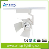 luz de la pista de 15With25With35With45W LED con la viruta del CREE de la iluminación de Shenzhen Antop