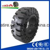 21X7X15 Appuyer-sur le pneu solide, pneus solides de chat sauvage
