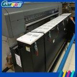 Garros Ajet1601d con la pista Dx5 dirige a la impresora de la tela