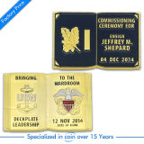 Moneta militare su ordinazione di sfida del ricordo del rifornimento