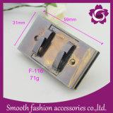 Мода металлические кнопки Bag повернуть фиксатор дамской сумочке Hardware Vintage привода вспомогательного оборудования
