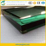 Super großes 10mm+21A+10mm transparentes abgehärtetes Isolierglas
