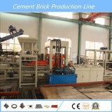 Brique automatique et bloc hydrauliques faisant des machines