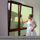 Hot Sale Meilleur prix Inclinable et Style Style Aluminium Fenêtre