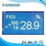 Sistema medico poco costoso di prezzi CPAP della macchina del ventilatore del fornitore di Nlf-200c Cina