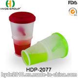 2016 Salada colorida Salada Shaker Cup Cereal Cup (HDP-2077)