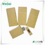 Mecanismo impulsor de papel de la pluma del USB con la insignia modificada para requisitos particulares (WY-W01)