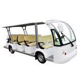14의 시트를 가진 전기 관광 버스 근거리 왕복 버스