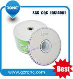 Spazio in bianco all'ingrosso DVD di prezzi di fabbrica di marchio dell'OEM dello spazio in bianco DVD-R di Ronc
