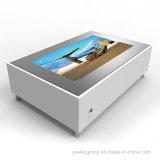 Yashi 55 인치 커피 LCD 내각 관련 혼합 미디어 접촉 테이블