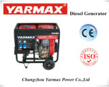 Aprire il tipo avviatore corrente a basso rumore del generatore diesel