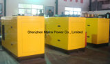 conjunto de generador diesel del motor BRITÁNICO de la potencia espera de 110kVA 88kw