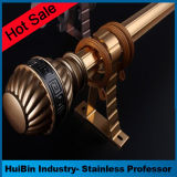 След занавеса металла Hotsale Extendable установленный с подходящий вспомогательным оборудованием
