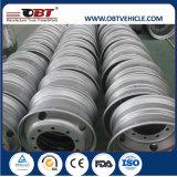 19,5 * 6,0 19,5 * 6,75 19,5 * 7,5 19,5 * 8,25 Material de aço Rodas de caminhão Borda com aprovação