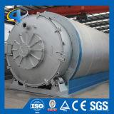 Pressione normale che ricicla pneumatico usato al sistema di olio combustibile
