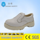 Schoenen van het Werk van de Veiligheid van het laboratorium/van de Fabriek de Witte Antistatische