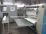 Cadena de producción plegable automática completa de máquina del papel de tejido facial