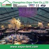 grande tente transparente de 40m pour des événements de mariage