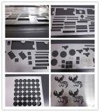 Machine de découpe laser CO2 de la faucheuse pour le métal-NON MÉTALLIQUES