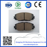 Qualitäts-Platte-Selbstersatzteil-Auto-Bremsbelag D1210