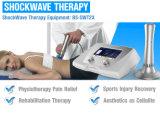 Terapia de la onda de choque para el tratamiento de la rodilla del puente patelar del Tendonitis