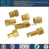 高品質の真鍮の習慣CNCの機械化の付属品