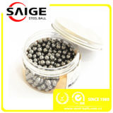 esfera de aço inoxidável de polonês de prego 304 de 4mm