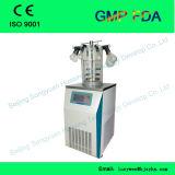 Secador de congelamento de alta qualidade com Aquecimento / congelador de Laboratório de prateleira