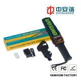 Alto metal detector di Performance Body Scanner Handheld con Vibration Alarm