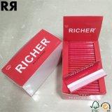 Su insignia su paquete el su fumar del papel de balanceo de Tabcco del rectángulo