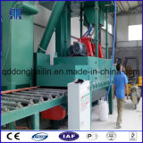 Nettoyage de la surface de pierre de marbre grenaillage Machine
