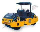 Yzc12jの二重ドラム振動の道のコンパクターまたはYzdc12jの二重ドラム振動の振動性ローラー