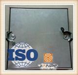 壁によって隠されるフレームの機密保護のドア